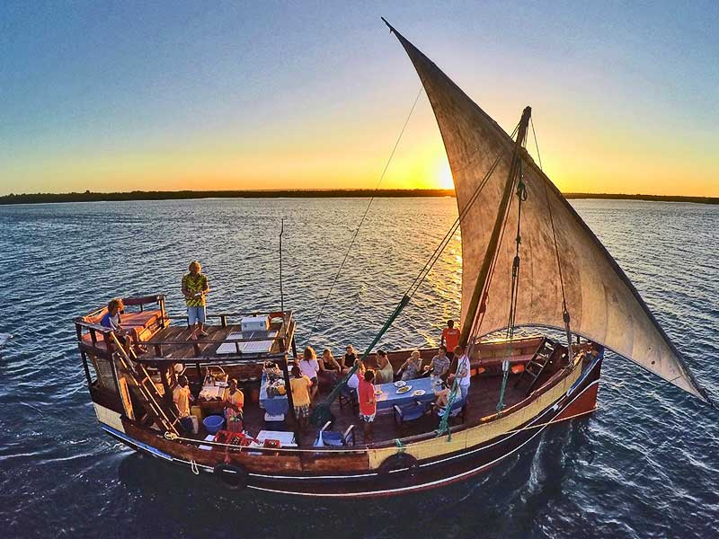 Image result for Tamarind dinner Dhow – Mombasa